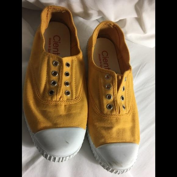 Cienta Shoes   Cienta Mustard Color